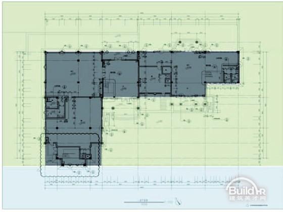 清华美院平面图_清华美术学院平面图_平面设计图
