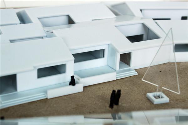 2014北京服装学院艺术设计学院优秀毕业作品展-建筑