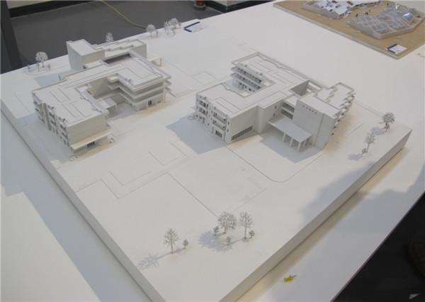 作品名称:互助之家——老年人住宅设计图片