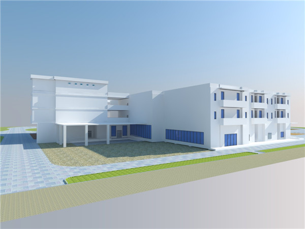 2013北京服装学院设计系优秀毕业作品汇展 - 建筑英才