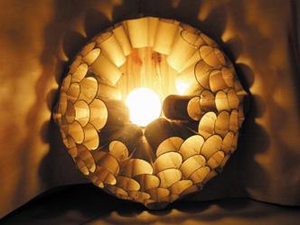 作品名称:水云山庄国际度假酒店—灯具装置设计