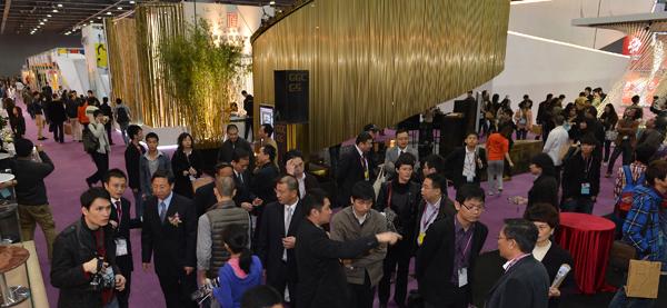 2012广州国际设计周展览现场