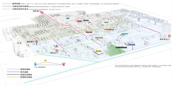 清华大学艺术博物馆室内与景观设计