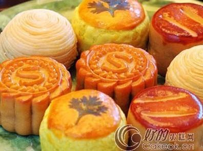 中秋月饼分类及介绍图片