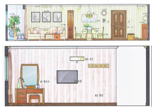 适应全生命周期的集合住宅室内设计研究