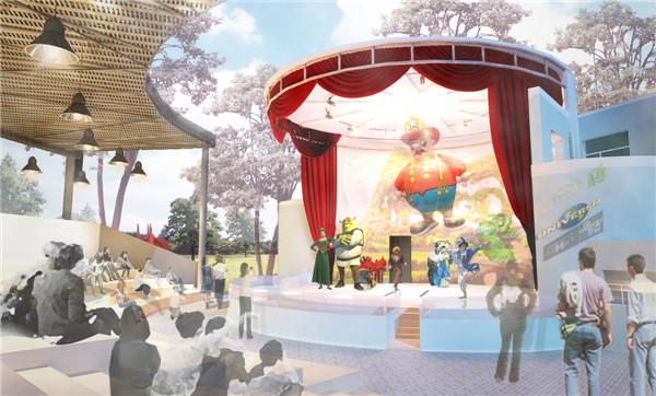 南昌创意文化展览公园景观建筑设计