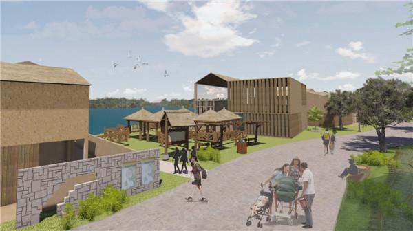 微山湖湿地景观规划设计探索 —— 建筑英才网