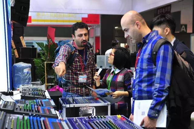 2017年广州国际专业灯光、音响展展会总结报告