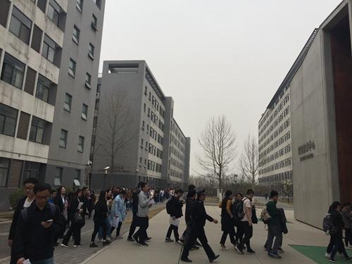 北京建筑大学大型供需双选会圆满结束