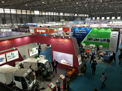 2019第二十届CCE上海清洁技术与设备博览会筹备中