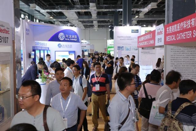 2018 Medtec中国展成功举办近九成展位已被预定